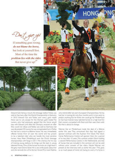 Dutch Dressage Talents_