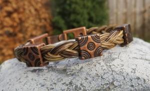 armbandje van paardenhaar 2