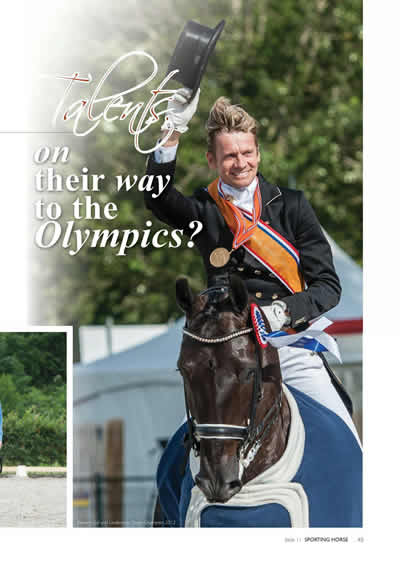 Dutch Dressage Talents