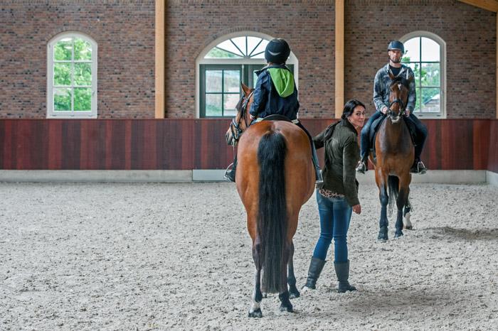 Luna, Sharon den Adel en Robert Westerholt