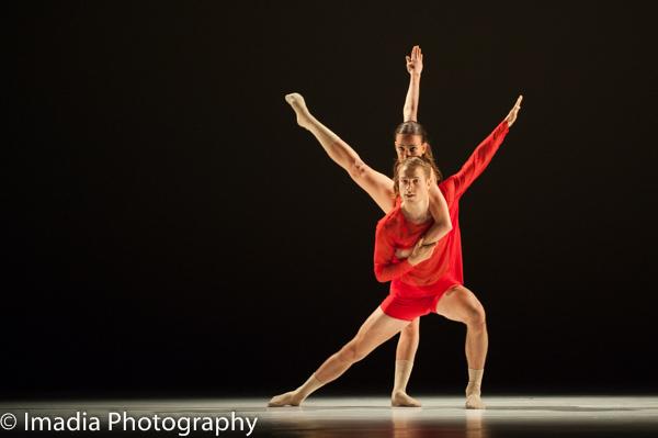 Codarts dancers